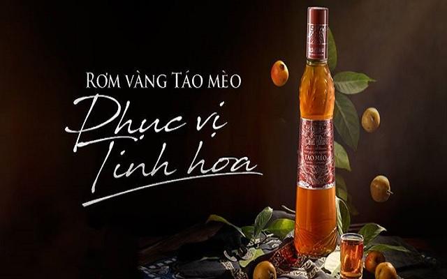 Chỉ sử dụng các loại rượu chất lượng có xuất xứ rõ ràng