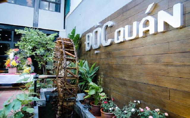 Độc Quán- quán rượu Hà Nội nổi tiếng